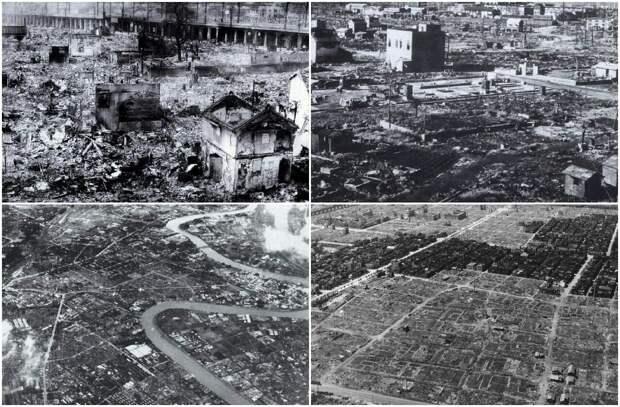 Бомбардировка Токио
