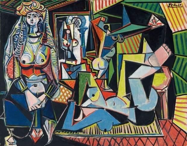 10 самых дорогих картин, проданных на аукционах в 2015 году