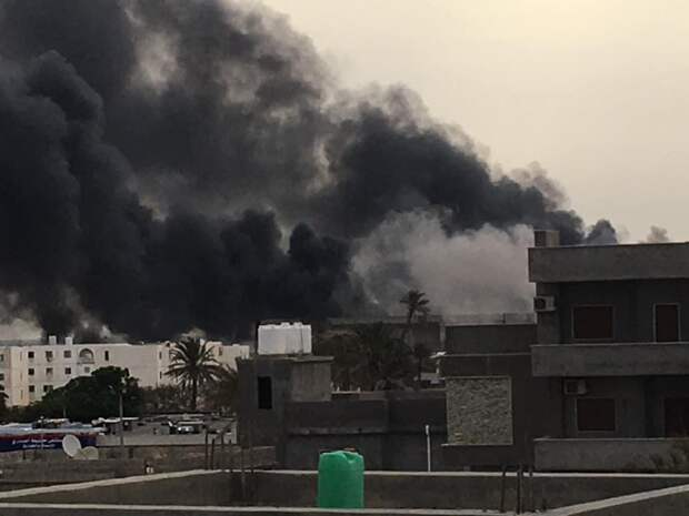 Avia.pro: в Ливии армия Хафтара отомстила за уничтожение двух ЗРК «Куб»