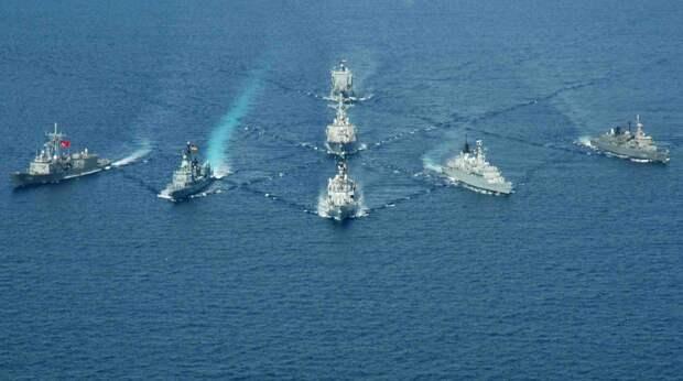 ВМС НАТО у границ России. Источник изображения: https://vpoanalytics.com/