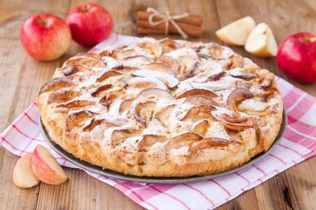 8 самых популярных рецептов яблочного пирога