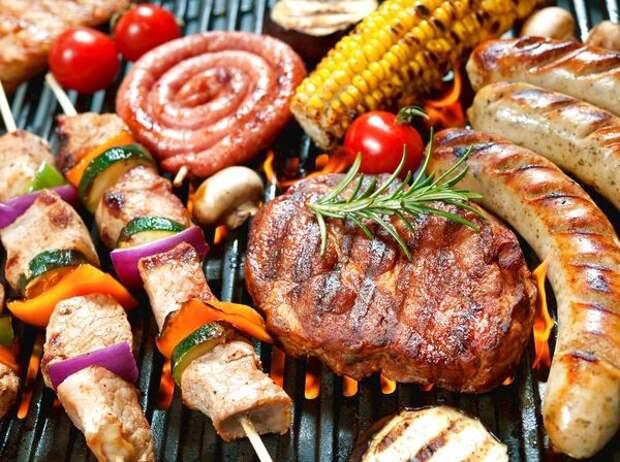 Идеальный шашлык или секреты приготовления мяса и овощей на мангале