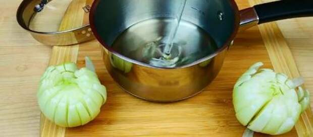 Какую вкуснятину я готовлю из самого дешевого лука