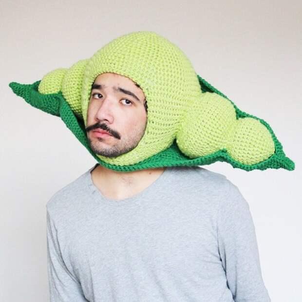 Шедевральные шапки Фила Фергюсона