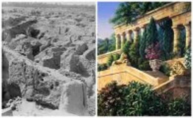 История и археология: Что известно учёным о садах Семирамиды: Существовали ли когда-нибудь, кто их создал и другие факты об одном из чудес света