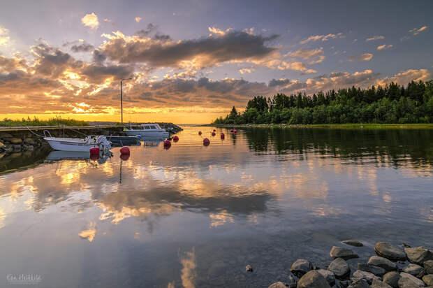 Раахе, Финляндия