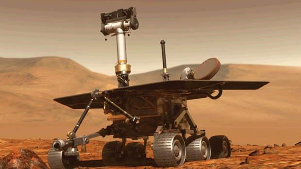 NASA не смогло восстановить связь с марсоходом Opportunity и признало его потерю