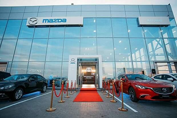 Mazda_Астана