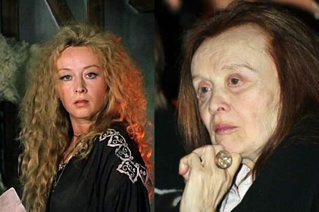 Как сейчас живут и выглядят актрисы СССР