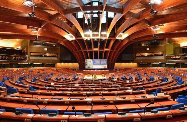 Делегация России в ПАСЕ выступила против резолюции о возвращении Крыма Украине