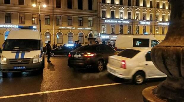 Суд арестовал сбившего пешеходов на Невском проспекте водителя