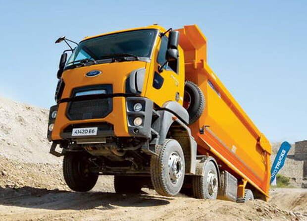 Ford Cargo нового поколения: бюджетный евростандарт