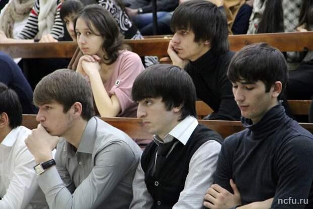 Фото из открытых источников. Будущие специалисты -управленцы России среднего звена