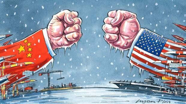 Четвертый рейх появится в Китае – каковы перспективы новой Холодной войны