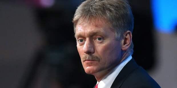 Песков прокомментировал ситуацию с Лукашенко