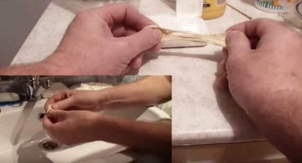 Как приготовить промытое или вымытое тесто для рыбалки