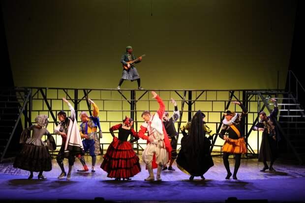 В Дзержинском театре драмы закрыли сезон