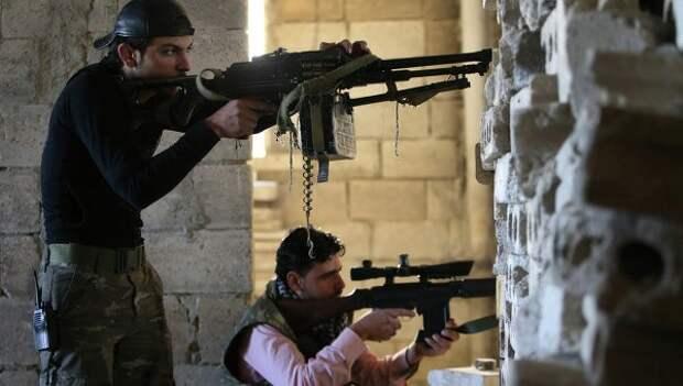 Новая экстремистская группировка из Сирии угрожает США