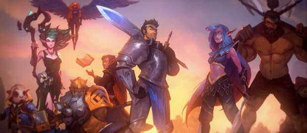 В России и СНГ вышла фэнтезийная MMORPG Crowfall, которую ждали более шести лет