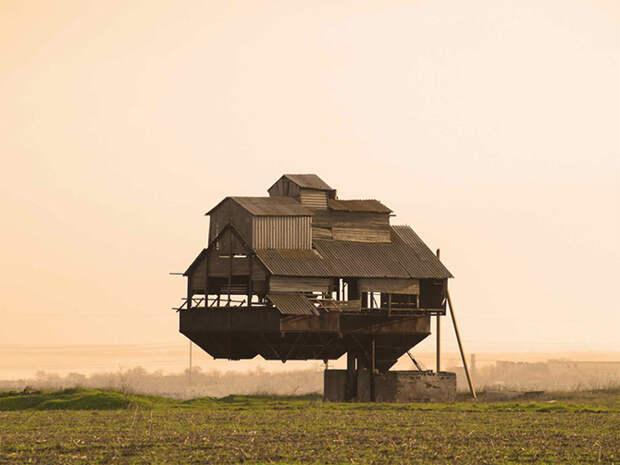 10 домов, бросающих вызов гравитации