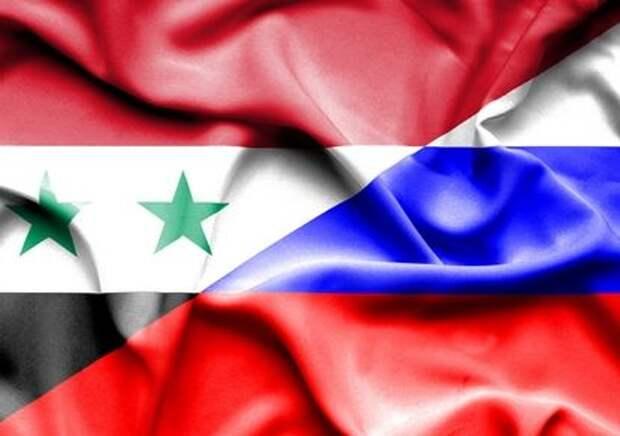Российские военные на российских БТРах воюют в Сирии