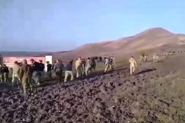 """Спецназовцы """"Витязя"""" в знак протеста перестанут носить краповые береты"""
