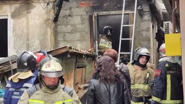 Две собаки заживо сгорели вдоме наЧерепахина вРостове