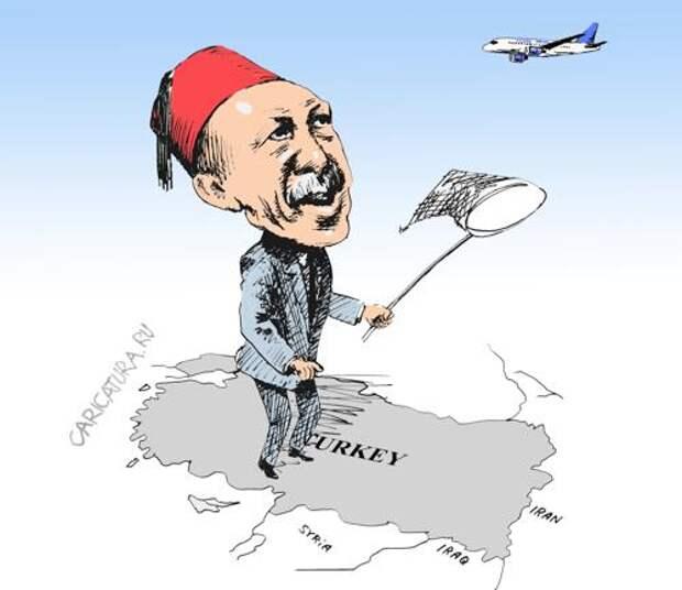 Самоубийство турецкого осла