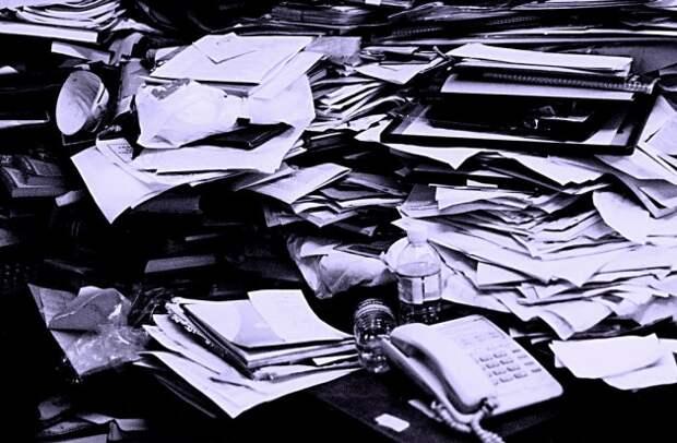Как поддерживать порядок в доме? Сразу разбирайте бумажную почту