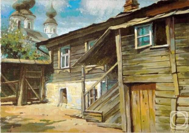 Андрианов Андрей. Ул. Калинина, дом 6