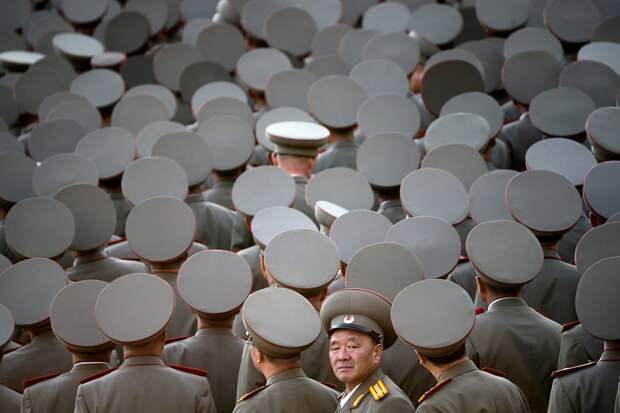 КНДР отмечает 70-летний юбилей Трудовой партии