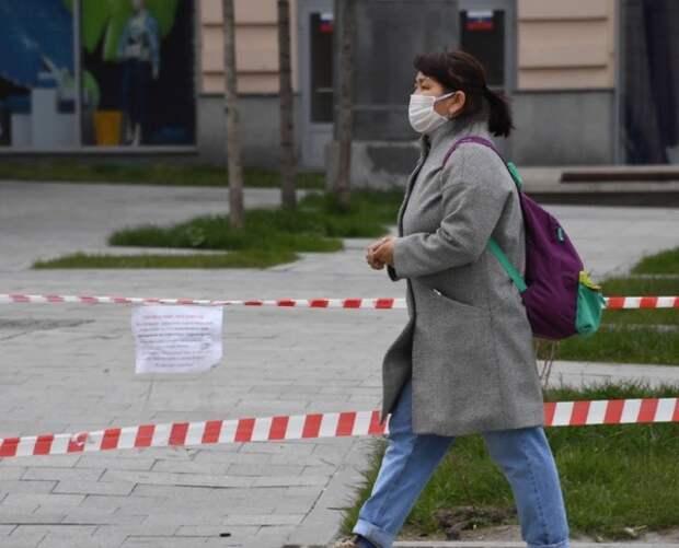 В Москве повторно вводятся ограничительные меры в связи с коронавирусом