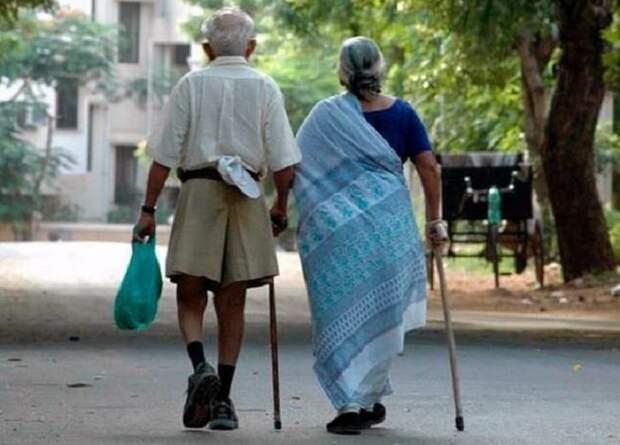 Жители каких стран не получают пенсию