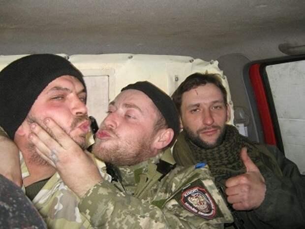 Пьяный комбат ВСУ избил подчиненных за отказ обстрелять ЛНР