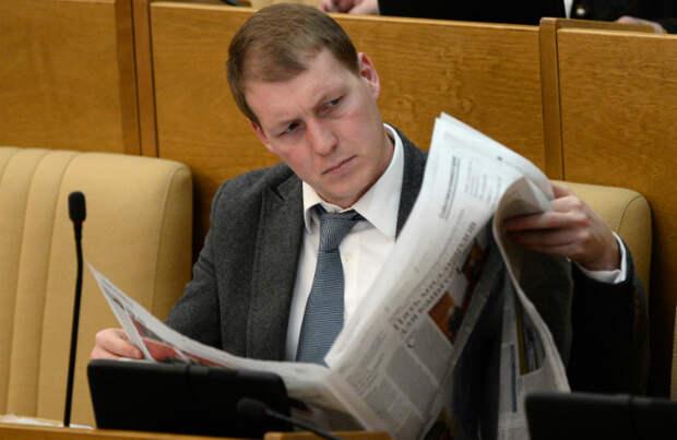 «У меня отсутствующие взгляды». Экс-депутат Госдумы Роберт Шлегель получил гражданство Германии