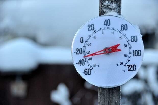 Зима, данная нам в ощущениях зима, снег