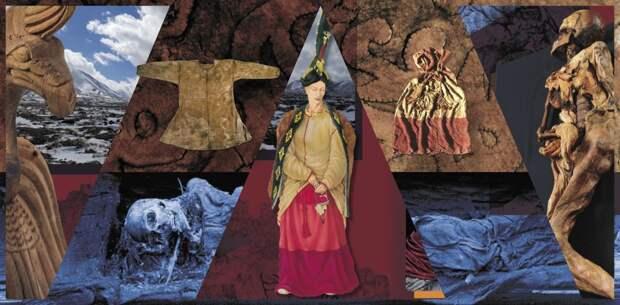 Жизнь и смерть Алтайской принцессы: путь к небесным пастбищам