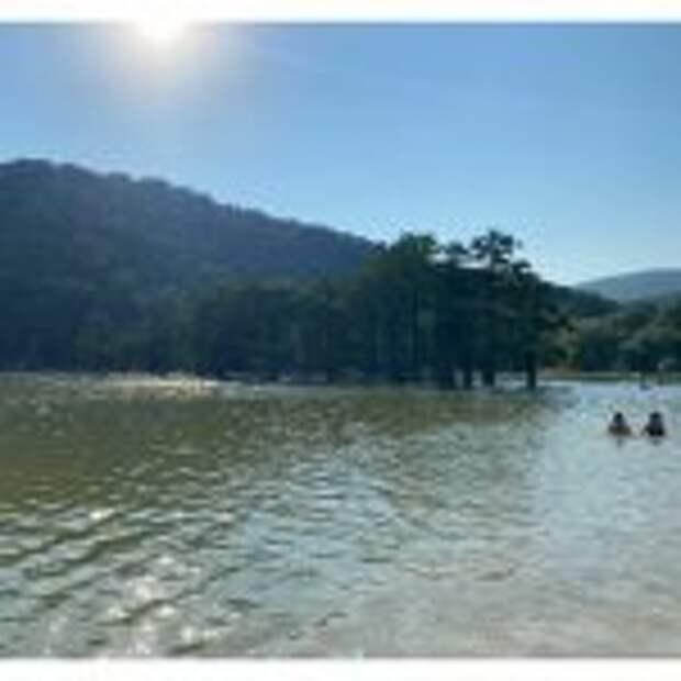 Маргариту Симонян расстроило Кипарисовое озеро