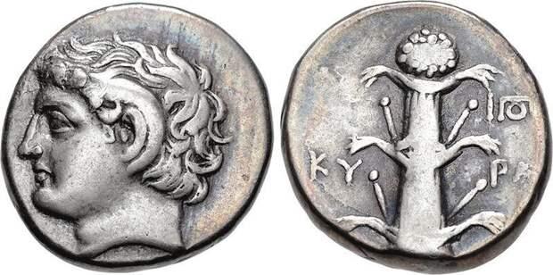 Birth-Control-Silphium-Coin