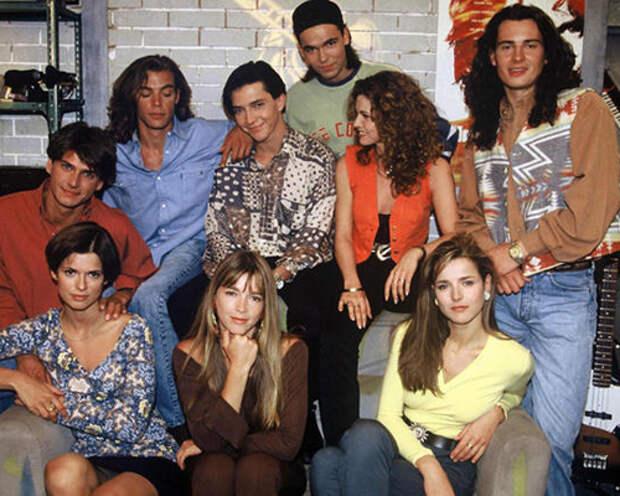 Молодежи 90-х посвящается…