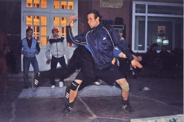 Брэйкеры. Арбат. 1994-1997.