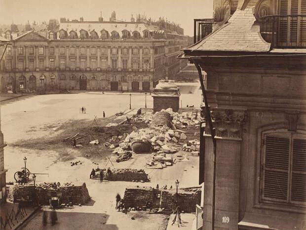 Парижская комунна 1871 года