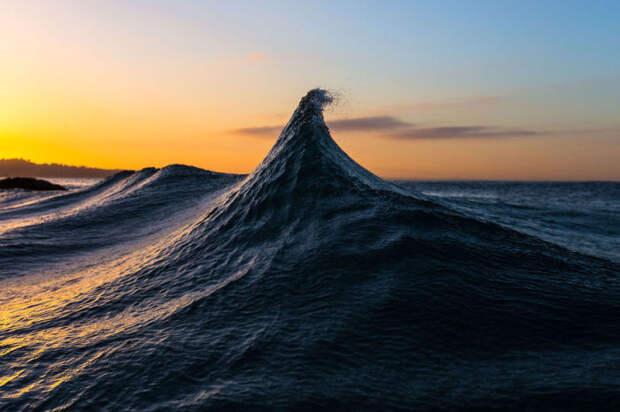Энергия Океана, Калифорния. Автор фотографии: Ореон Струсински (Oreon Strusinski).