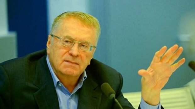 Иностранцы удивленно: «И пусть кто-нибудь после этого скажет, что Жириновский не пророк!»