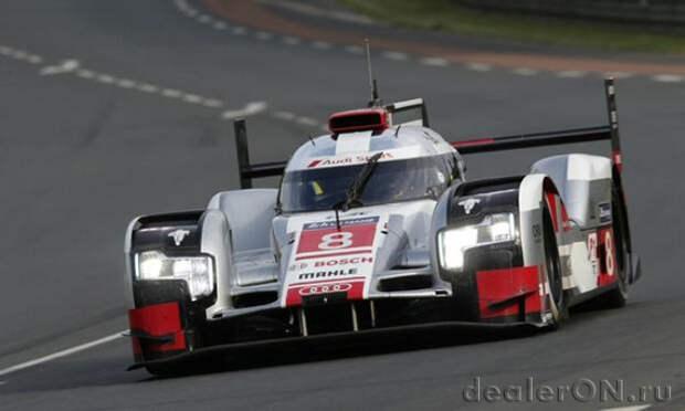 Гибриды Porsche, Audi, Nissan и Toyota встретятся в схватке на Ле Ман