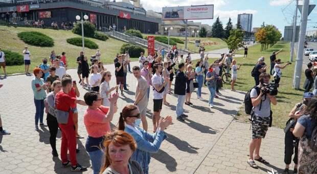 Белорусы, не пустите к себе беду! Сохраните свою страну!