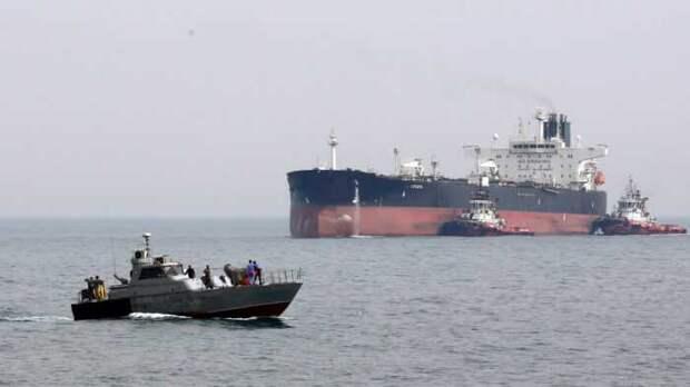 Reuters: в Красном море захвачены 7 иранских танкеров шедших в Сирию