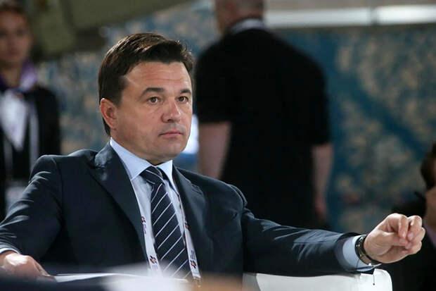 Губернатор Подмосковья предупредил о новых коронавирусных ограничениях