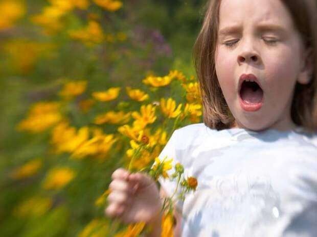 Спасение от аллергии - в мумие
