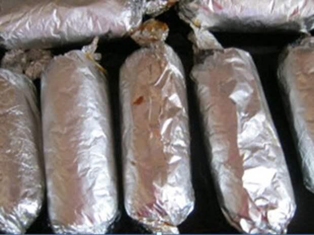 Куриные колбаски, готовим дома готовим, дома., колбаски, куриные